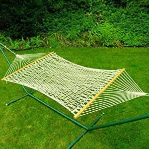 Traditional Rope Hammock - 11ft