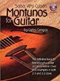 Salsa and Afro Cuban Montunos for Guitar, Carlos Campos, 1882146727