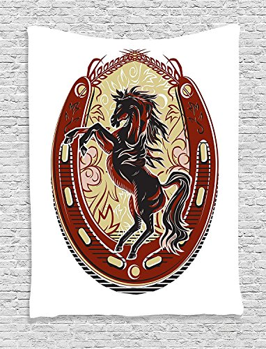 supersoft-fleece-throw-blanket-horseshoe-collection-horse-crest-stallion-curve-wild-sport-rearing-em