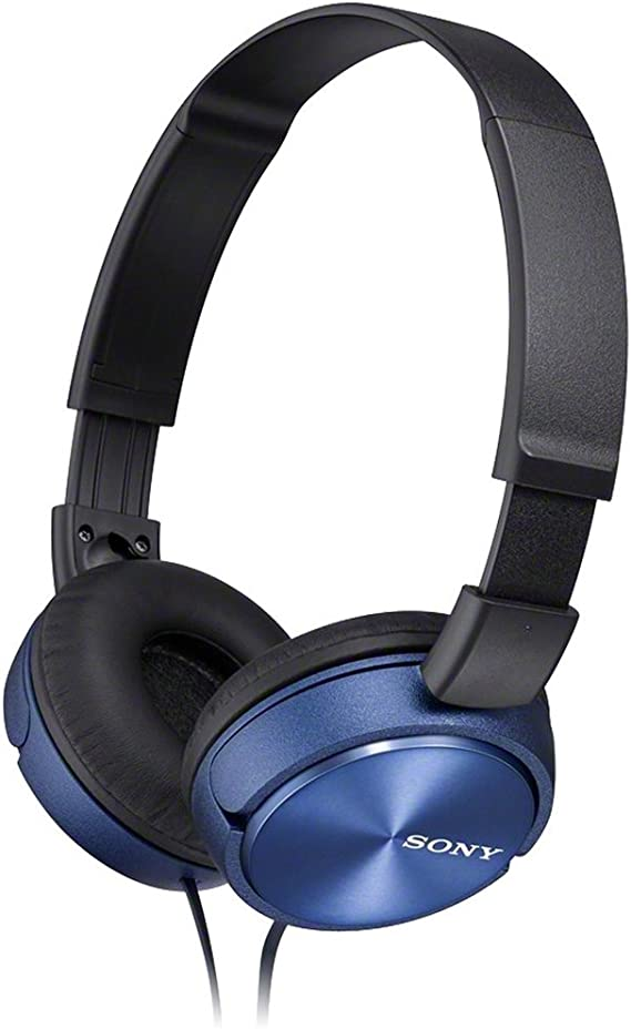 Sony MDR-ZX310 Cuffie, Blu