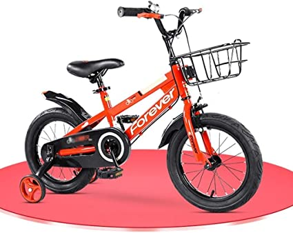 AJZGF Bicicletas niños Bicicleta for niños Bicicleta de montaña al ...