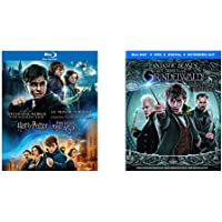 Wizarding World 9-Film Collection + Fantastic Beasts: The Crimes of Grindelwald (Blu-Ray)