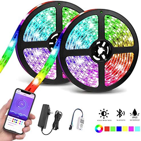 Waterproof Bluetooth Changing Flexible Decoration product image