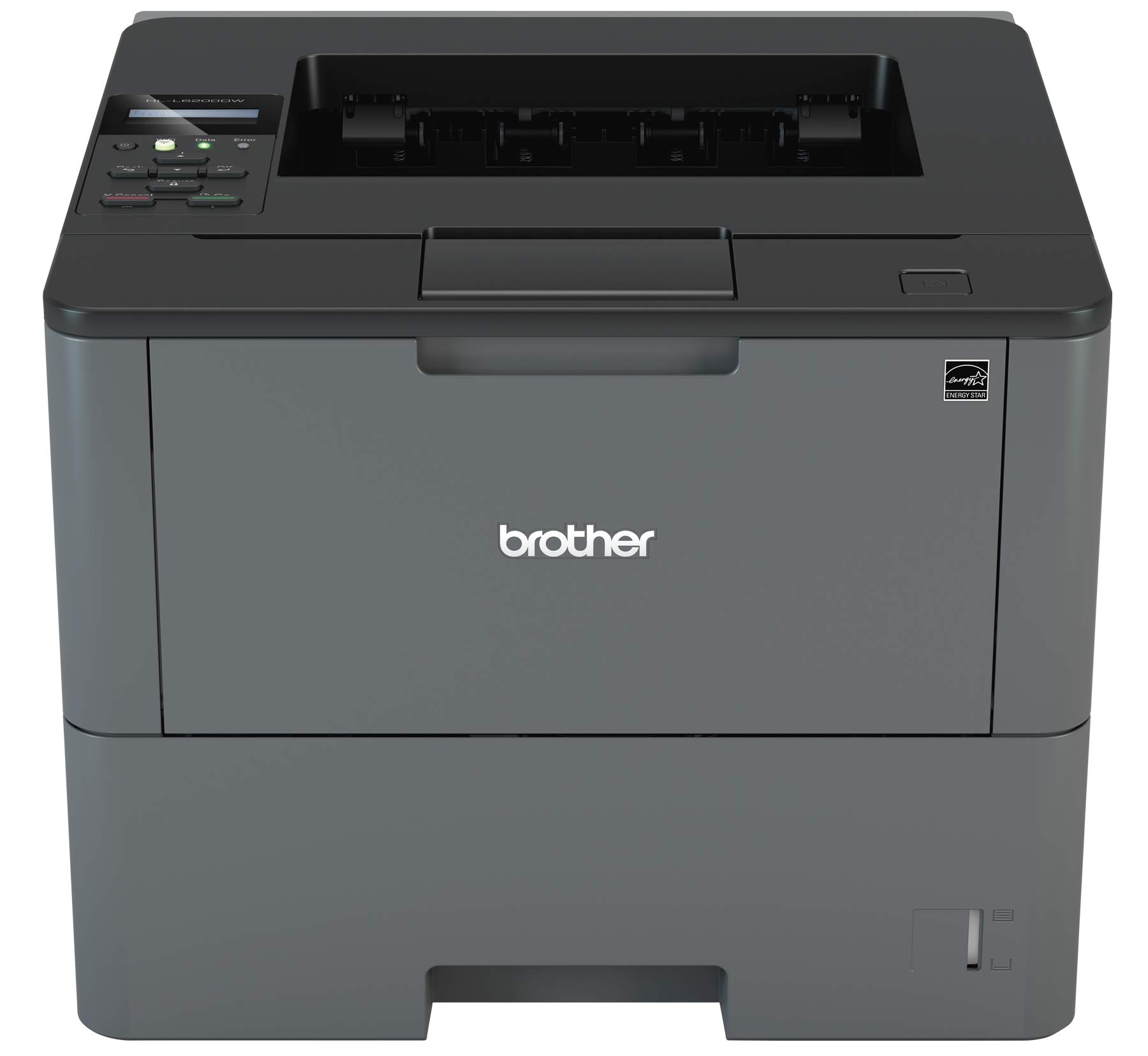 Brother Renewed- RHLL-6200DW (HLL-6200DW) Business Laser Printer with Wireless Networking, Duplex Printing, and Large Paper Capacity, Amazon Dash Replenishment Enabled by Brother (Image #1)