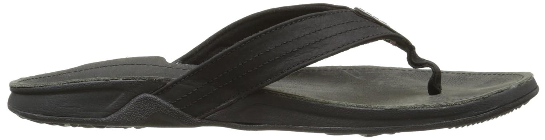 Premium Full Grain Mens Leather Sandals for Instant Comfort REEF Mens Sandals J-Bay III