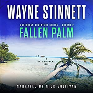 Fallen Palm: A Jesse McDermitt Novel Audiobook
