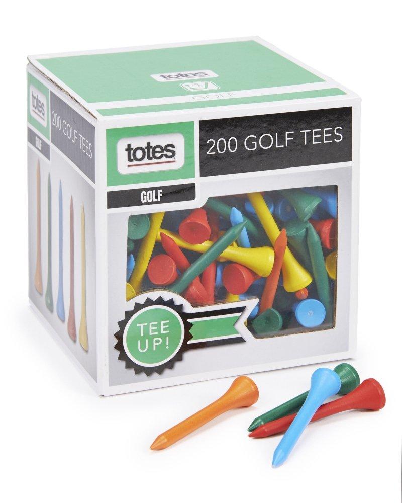 Totes 200 Golf Tees   B00YBCR3RG