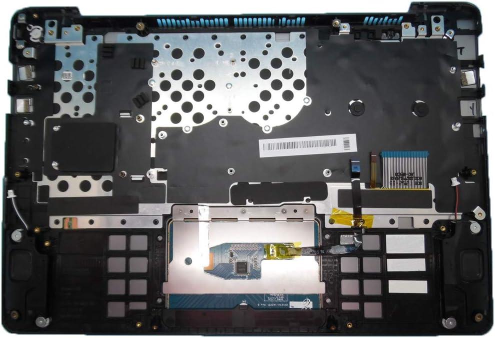 Laptop Palmrest with Keyboard for Samsung NP740U3E NP730U3E 740U3E 730U3E Spain SP Upper Case Cover Silver