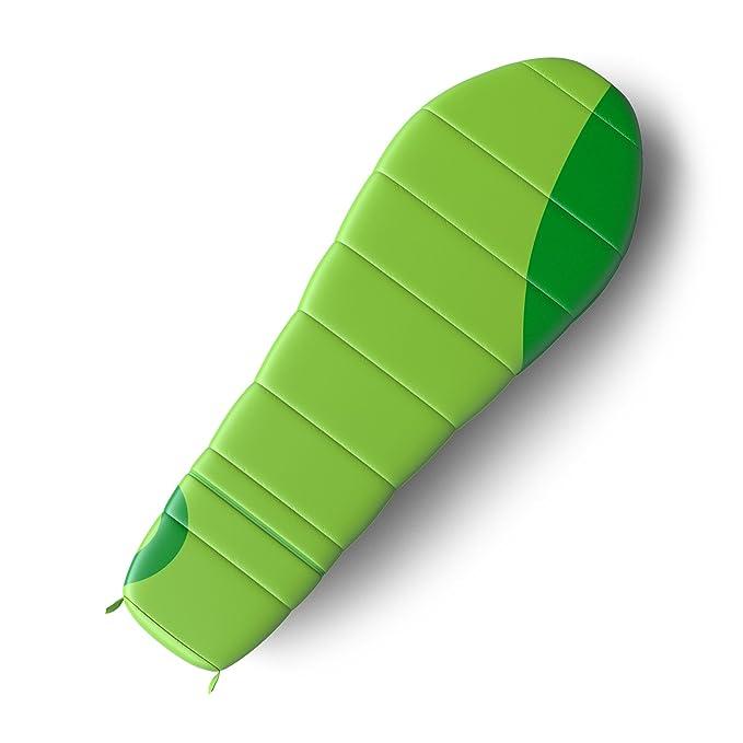 Husky Kids Magic verde- Saco de dormir para niños tamaño ajustable: Amazon.es: Deportes y aire libre