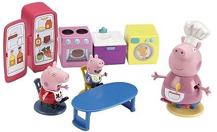 Peppa Pig Kitchen Playset Toy