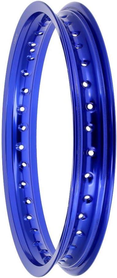 Zt Tuning Felge 1 85 X 16 Alufelge Blau Eloxiert Für Mz Es175 Es250 Es300 Etz125 Etz150 Auto