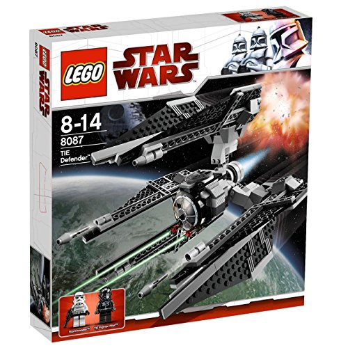 (LEGO Star Wars Tie Defender (8087))