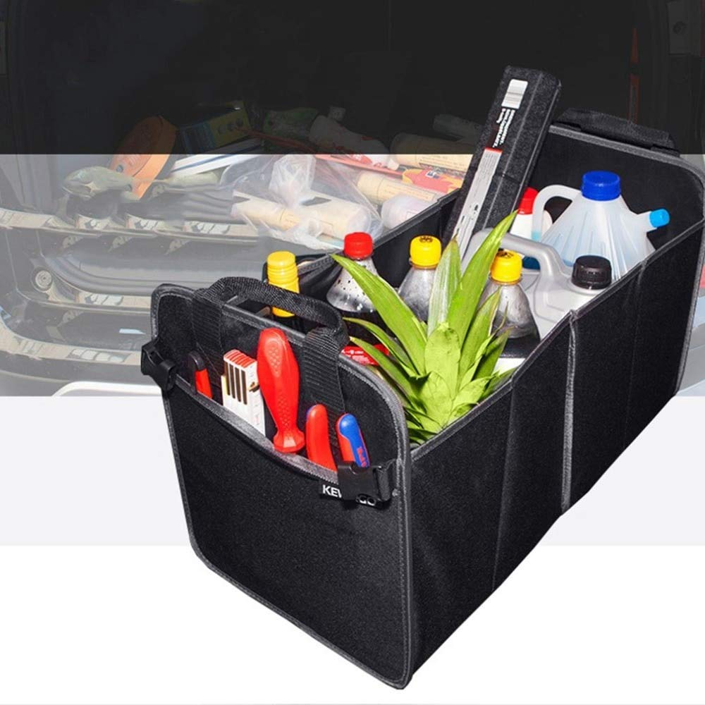Folding Up Box Trunk Bag Container Vehicles Multifunctional Styling - France by Halloween Dekor