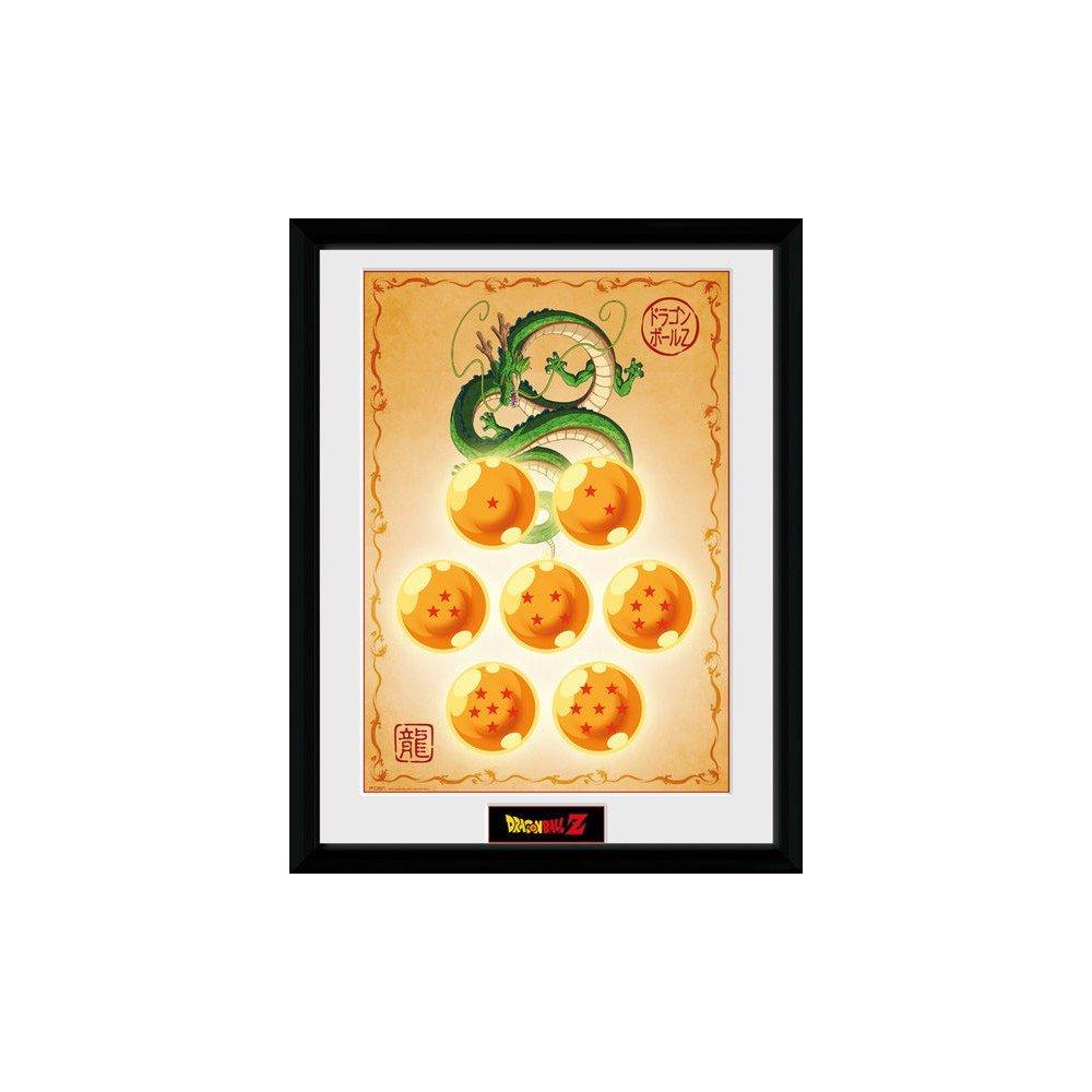 """Dragon Z Frieza Gb Eye 16 x 12-inch /""""dragon Ball Z Frieza/"""" Framed Photograph"""