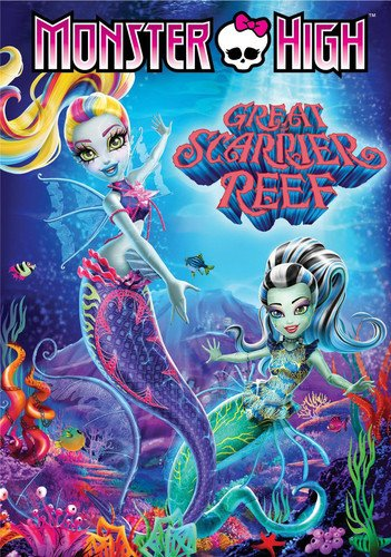 Monster High: Great Scarrier - Mh 9 Art