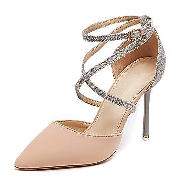 selección premium 5b514 aadac Zapatos de tacón Tacones Altos Para Mujer Tacones Altos ...