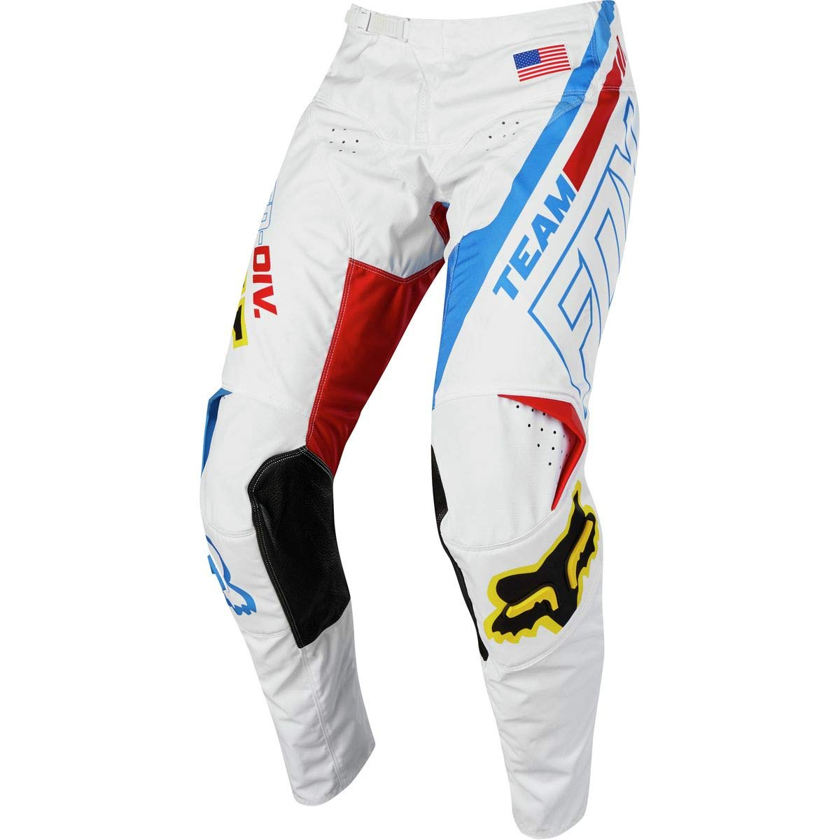 Fox Racing 2018 Youth 180 Pants - Red White & True SE (22) 20850-574-22