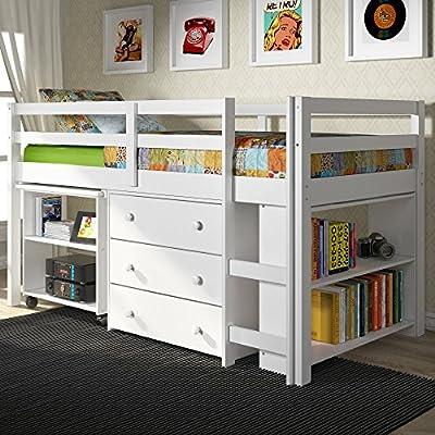 Donco Kids Low Study Loft