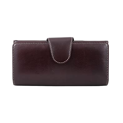 f210cf69b4fe La Roma Genuine Leather Womens Wallet  Amazon.in  Shoes   Handbags