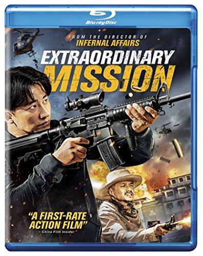 Extraordinary Mission / [Blu-ray]