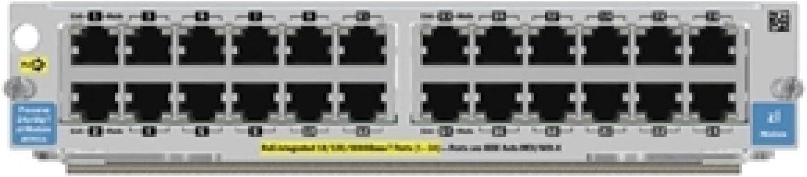 HPE 24 Port GIG-T V2 ZL Module, J9550A