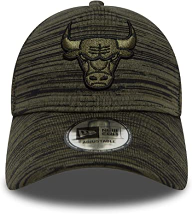 A NEW ERA Gorra béisbol Engineered Fit Aframe Chicago Bulls Verde ...