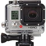GoPro HERO3: White Edition - (197/ 60m Waterproof Housing) (Renewed)