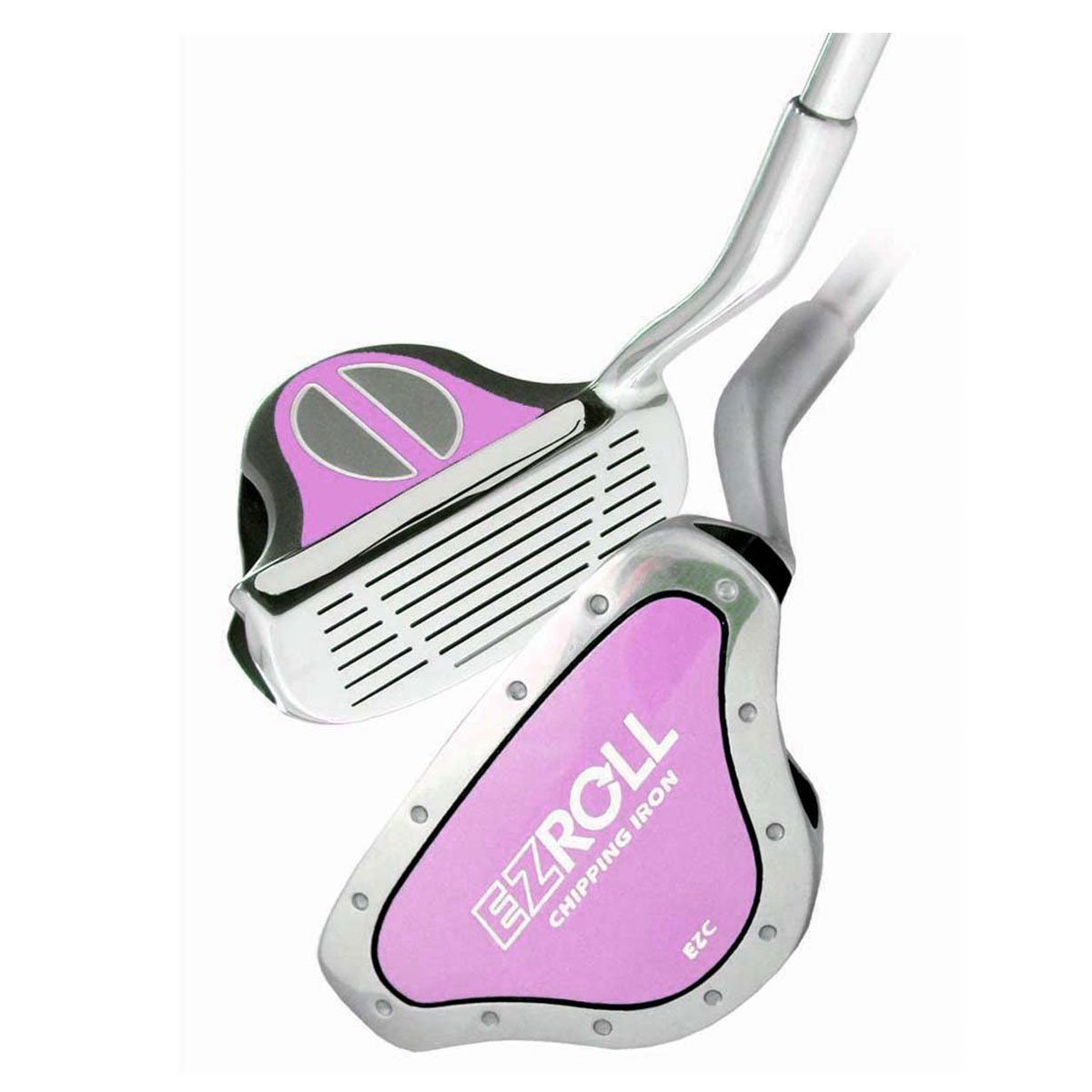 Intech EZ Roll Ladies Right Hand Pink Golf Chipper - 33 ½ Inches by Intech EZ (Image #3)