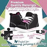 Chillipop Unisex Athletic Sneakers - Lightweight
