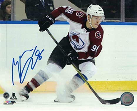 0e1888651 Image Unavailable. Image not available for. Color  Mikko Rantanen Signed  Photograph - 8x10 11152 PF - Autographed ...