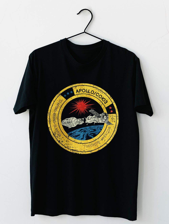 Apollo Soyuz Vintage Embl Me 1 T Shirt For Unisex