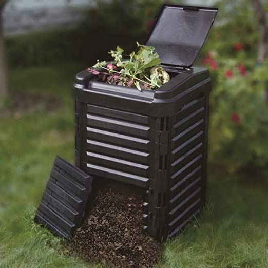 Tierra Garden 9496 80-Gallon (300L) Composter, Made of 90 ...