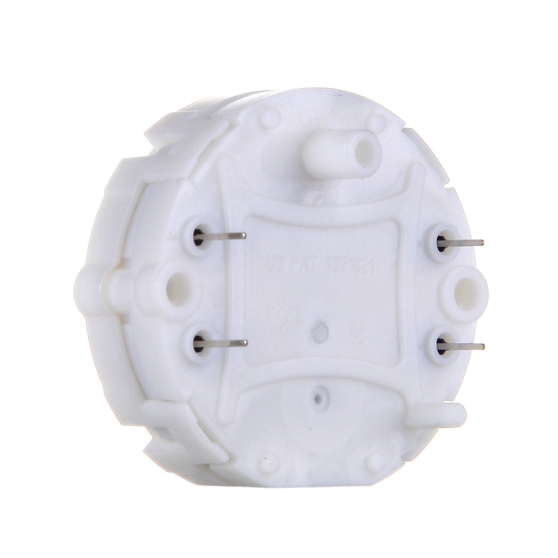 7 motor kit+9 Pack White T5 Wedge Bulbs ECCPP X27.168 Stepper Motors InstrumentSpeedometer Gauge Cluster 803585-5211-0007011