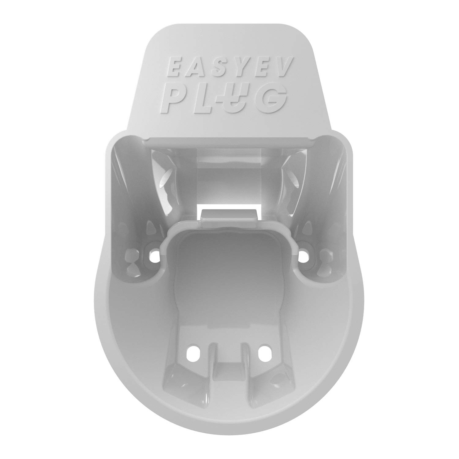 CONVENIENT HOOK AND GO HOLSTER WHITE EASY EV PLUG