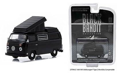 Amazon Com 1973 Volkswagen Type 2 Westfalia Campmobile Black