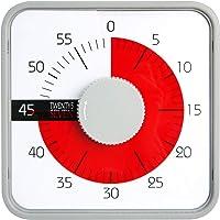 TWENTY5 SEVEN Temporizador de cuenta regresiva de 7.5 pulgadas; 60 minutos 1 hora temporizador visual – herramienta de…