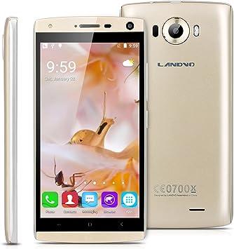 LANDVO V11 - Smartphone Móvil Libre 3G(Pantalla 5.0