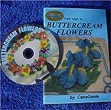 Buttercream Flowers Instructional Cake Decorating Video By Cakegenie