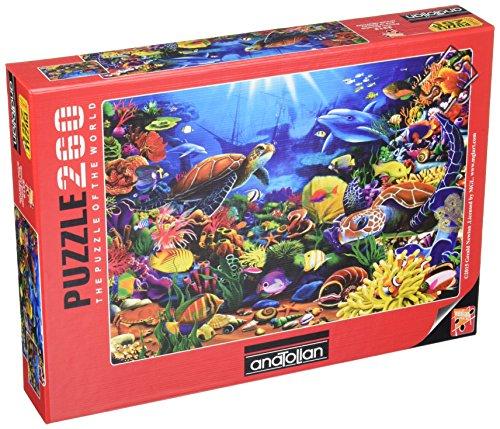 (Anatolian Sea of Beauty Jigsaw Puzzle (260 Piece))