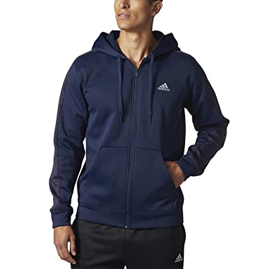 0167cbef1bec adidas Men s Tech Fleece Full Zip Hoodie at Amazon Men s Clothing store