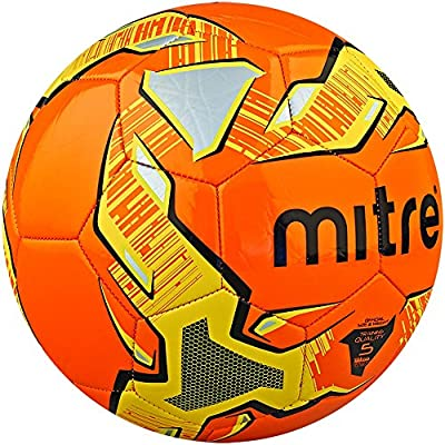 Mitre Trainingsfußball Impel - Balón de fútbol, Color Naranja ...