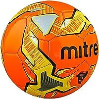 Mitre Trainingsfußball Impel, Orange/Schwarz/Gelb, 5, BB1052