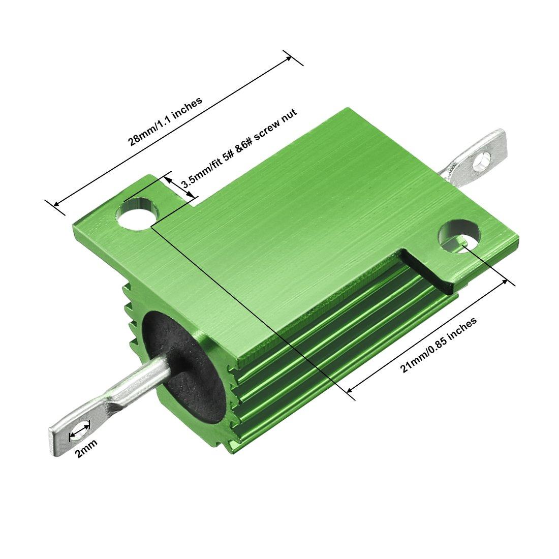 Led Load Resistor 25w 10ohm Manual Guide