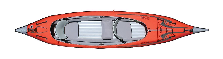 Amazon.com: Advanced Elements AdvancedFrame Kayak hinchable ...