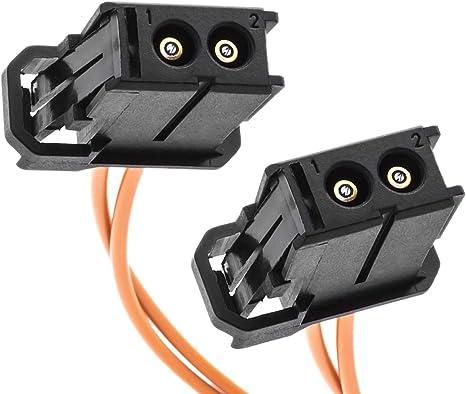 Auto Most Lwl Lichtwellenleiter 1m Kabelsatz Elektronik