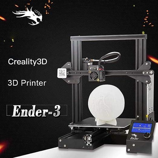 Amazon.com: Creality Ender-3 - Impresora 3D con boquilla de ...