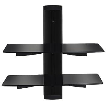 Vemount Wandregal Tv Rack Wandhalterung Dvd Design Amazonde
