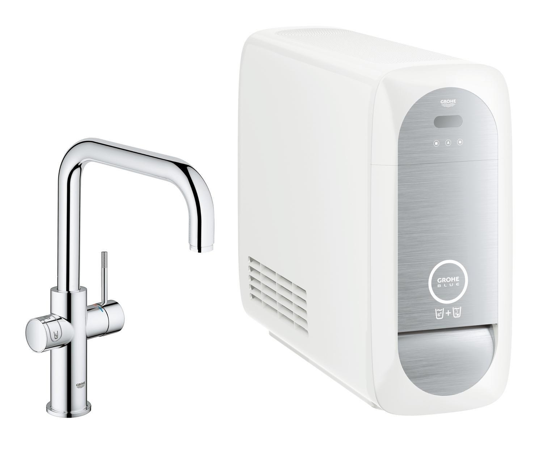 Grohe Blue Home Duo Trinkwassersystem, Wassersprudler kaufen,