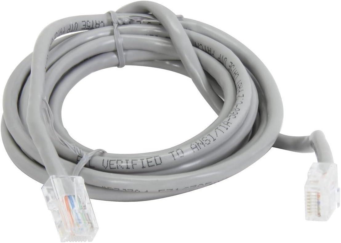 BELKIN cat5e 14ft gray patch cable rj45m//rj45m