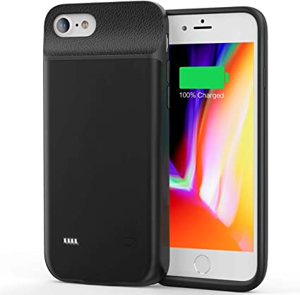 JCK Cover Batteria per iPhone 6s/6/7/8/SE 2020, 4,7